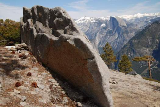 Yosemite-HalfDome-Rock-YExplore-Backpacking-DeGrazio-Apr2014