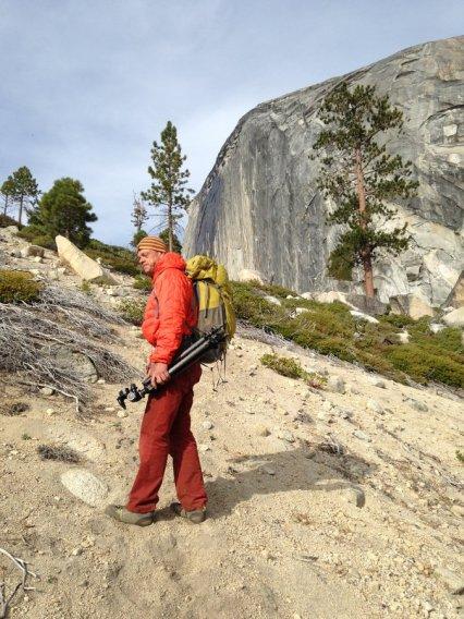 Yosemite-DivingBoard-Dude-YExplore-DeGrazio
