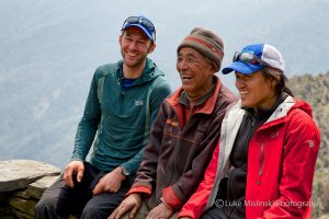 Ask Glen Young About Everest Base Camp Question 2