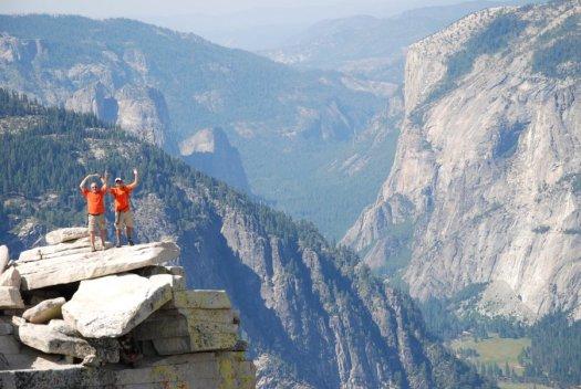 Yosemite-HalfDome-Buckeyes-YExplore-DeGrazio-SEP2011