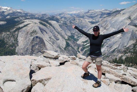 Yosemite-HalfDome-Victory-YExplore-DeGrazio-JUL2011