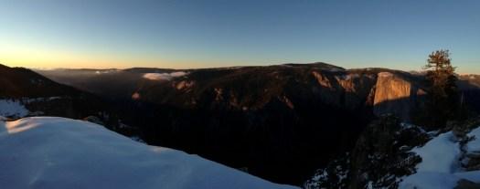 Yosemite-NorthRim-Sunset-YExplore-DeGrazio-DEC2014