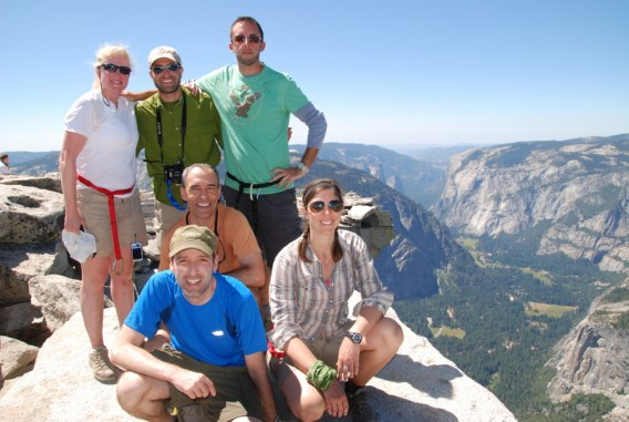 Yosemite-HalfDome-OARS-YExplore-DeGrazio-SEP2010