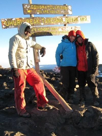 Mt. Kilimanjaro Guide Olotumi Laizer
