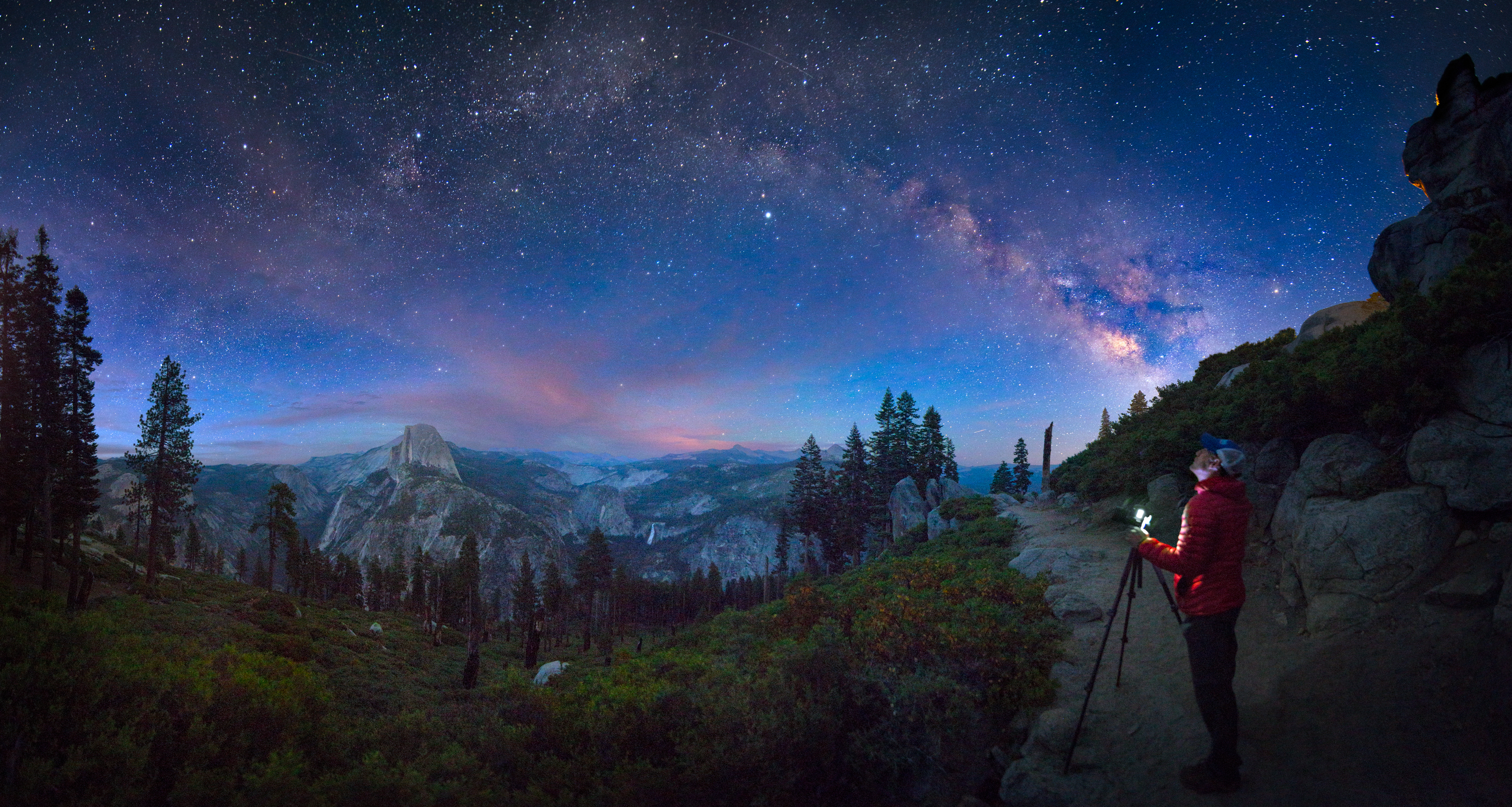 Yosemite Photography Workshops Summers