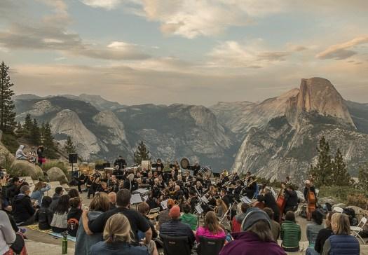 Yosemite NPS Centennial Celebration
