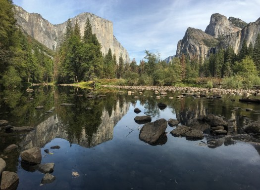 October 2016 Yosemite Instagram