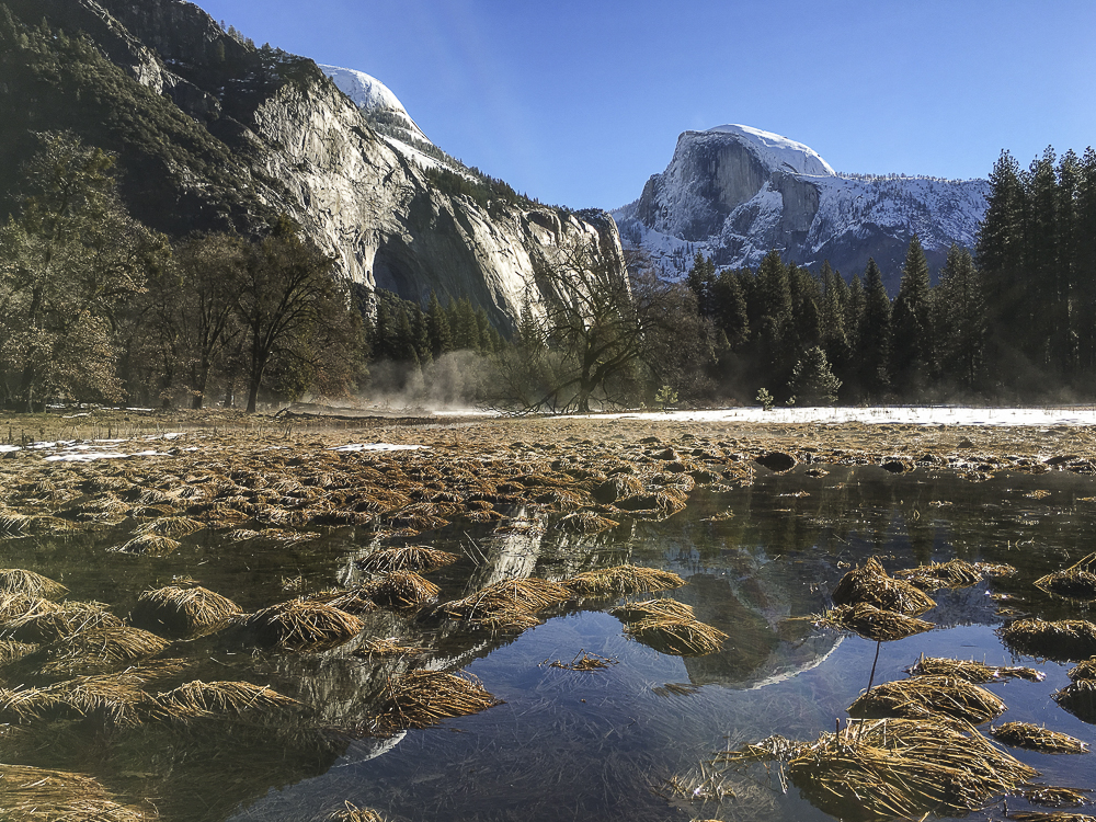 Yosemite February 2017 Instagram