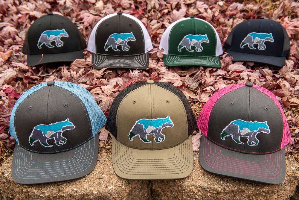adc4d4c1 Yosemite Gift Shop   Yosemite Bear   Yosemite Gifts Hats and T-Shirts