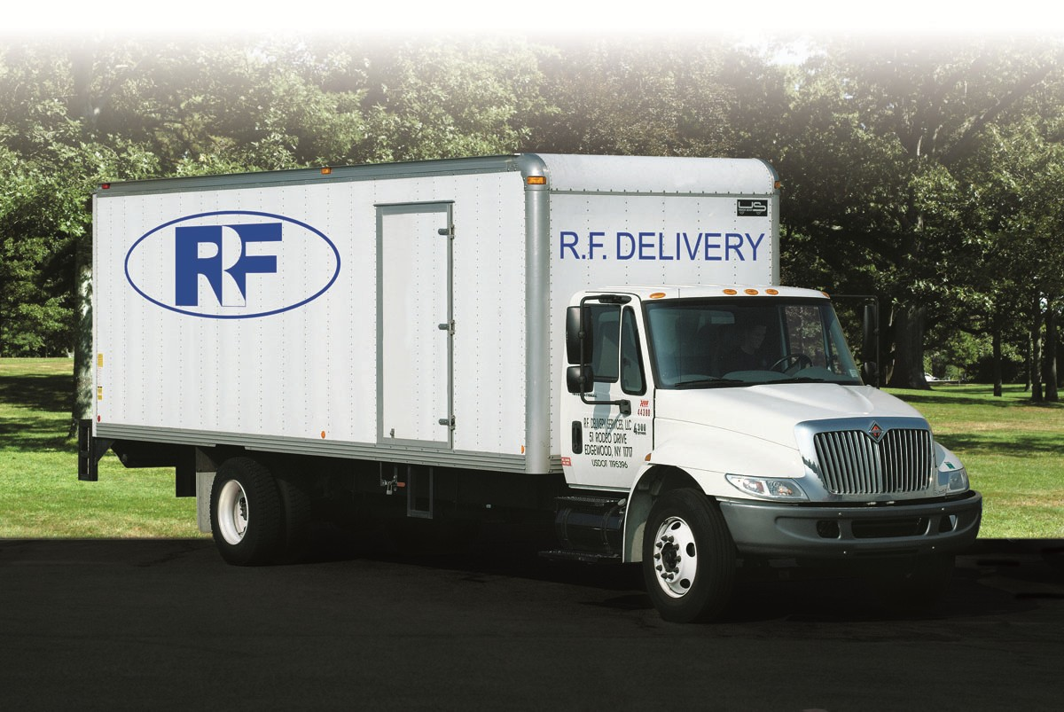RF Delivery Services LLC In Edgewood NY Whitepages