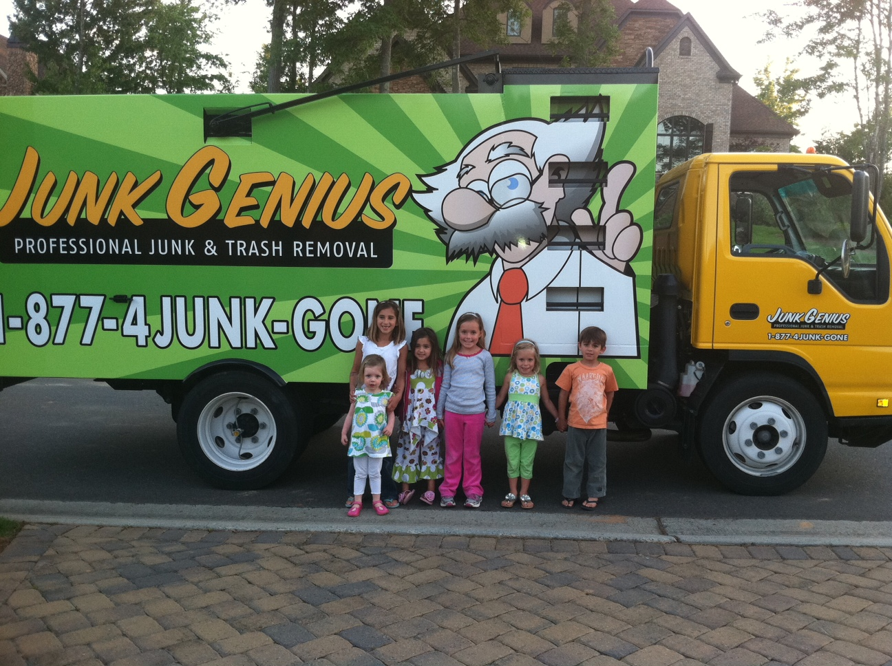 Junk Genius In Englewood CO 303 388 7780