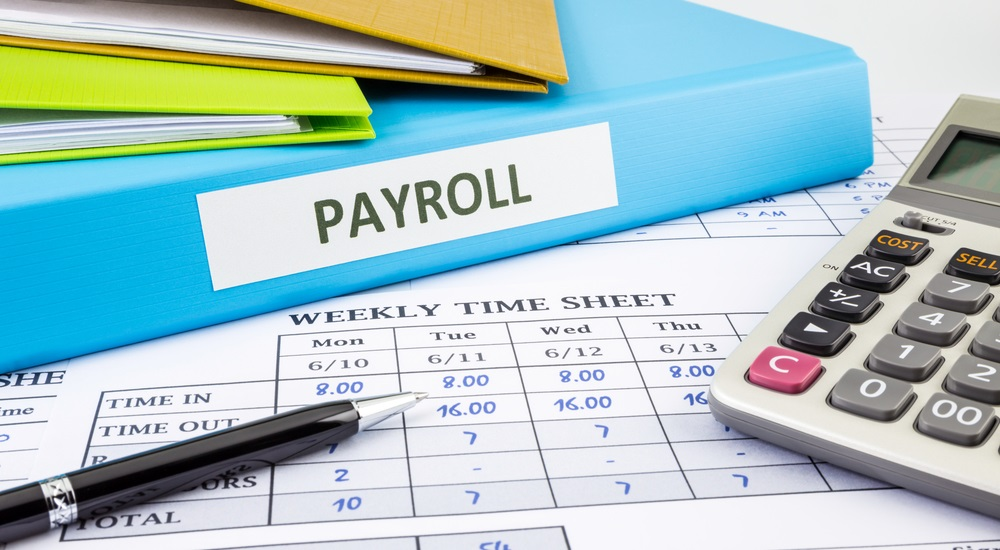 Which services are included in payroll outsourcing?