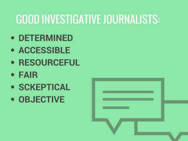 Investigative journalism in Hispanic newsrooms 5