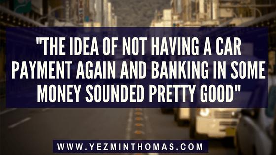 The Crazy Idea of Living Debt Free 1