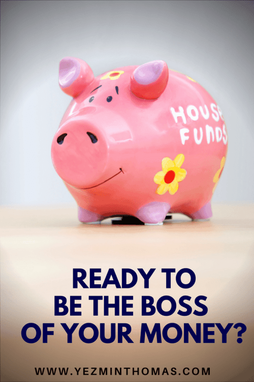 How to Budget: 7 Steps to Finally Be the Boss of your Money Pinterest