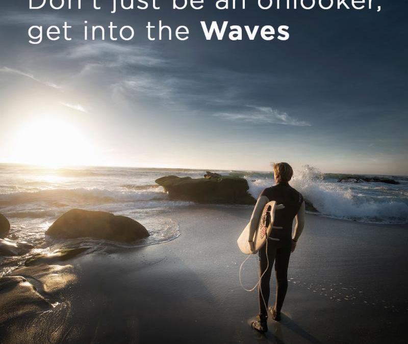 Waves Gets YOU Inside the Funds the Rich Use