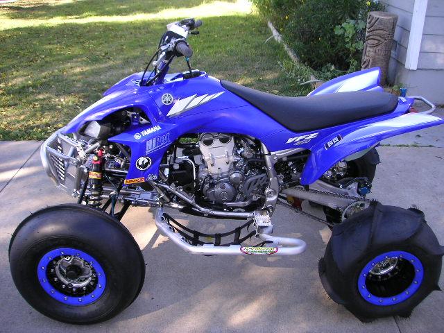 My Motocross Duner 05 Yfz450