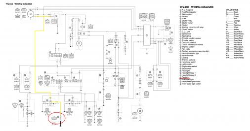 Need Help Installing 06 Headlight Resistor On 05 Updated