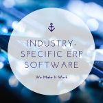 Industry-specific ERP Industry 4.0 software | ERP Verticals | YGL Beyond ERP