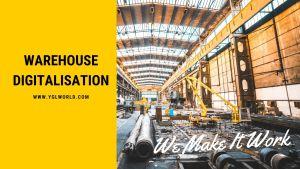 warehouse digitalisation