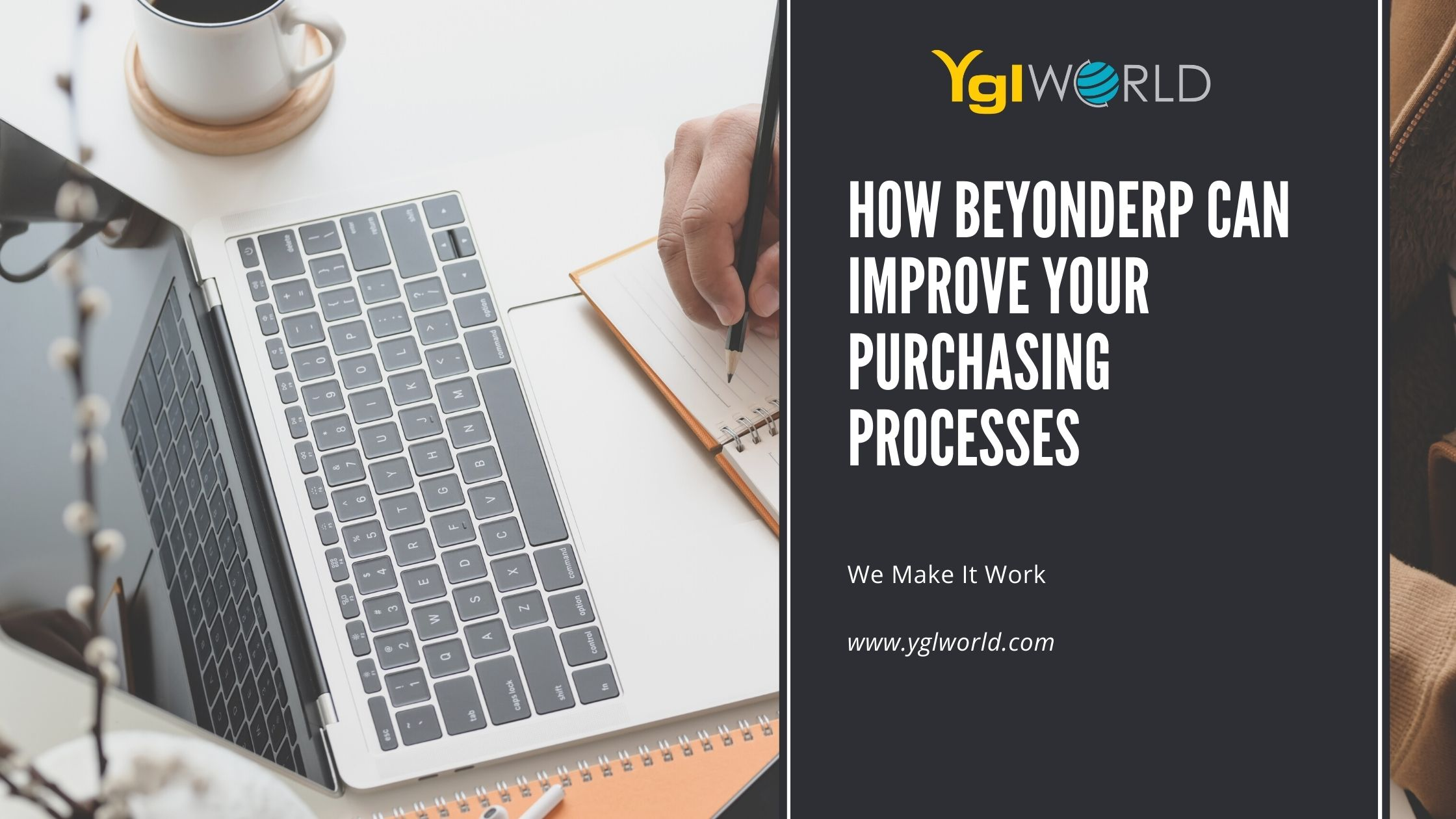 How BeyondERP can improve your purchasing processes
