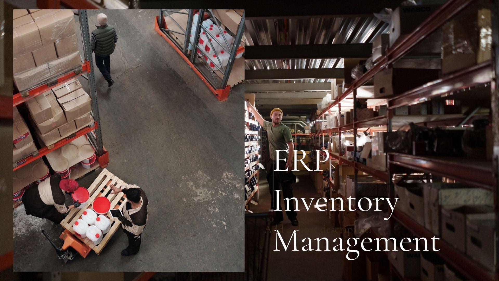 ERP Inventory Management | BeyondERP