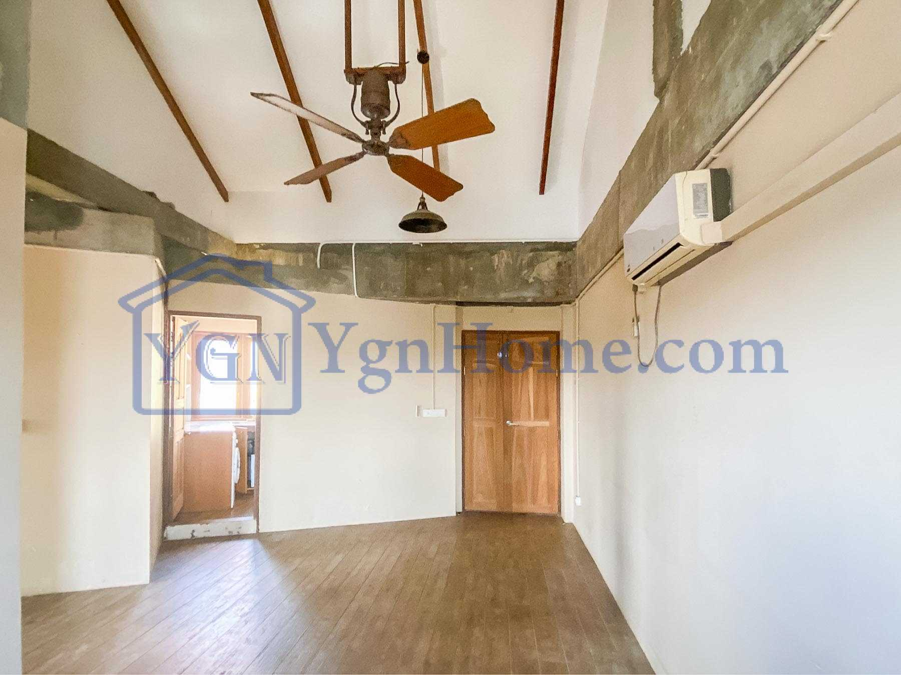 3BR Apartment for RENT in Ngar Htat Gyi Pagoda Street, Bahan Tsp.