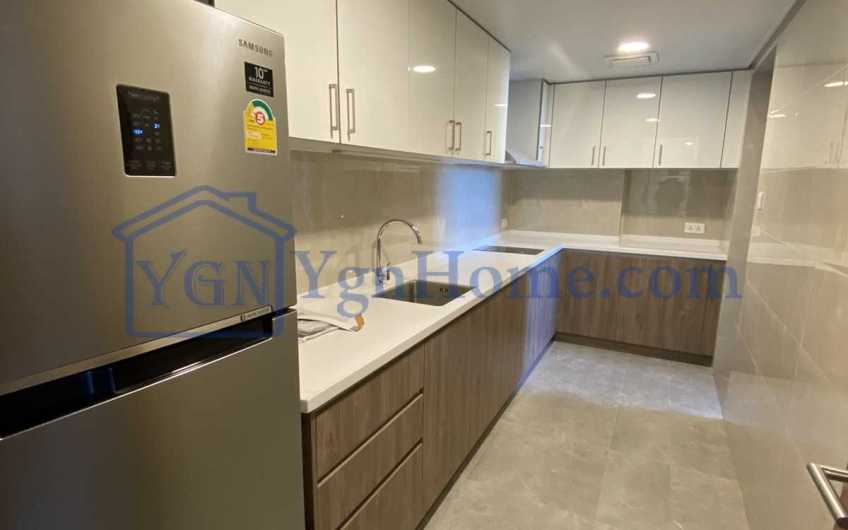 1 BR with 667 Sqft Condo for RENT in The Central Residence, Yankin Tsp.