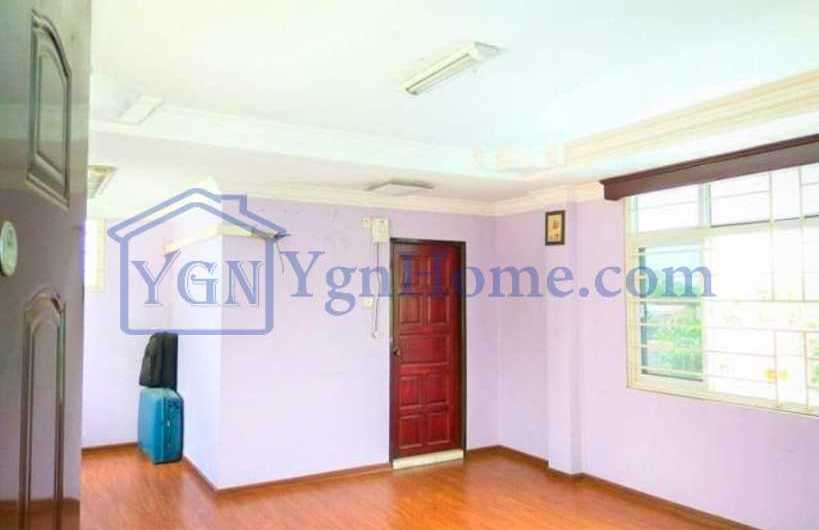 3 Storey Landed House for RENT in 35 Ward, North Dagon Tsp.