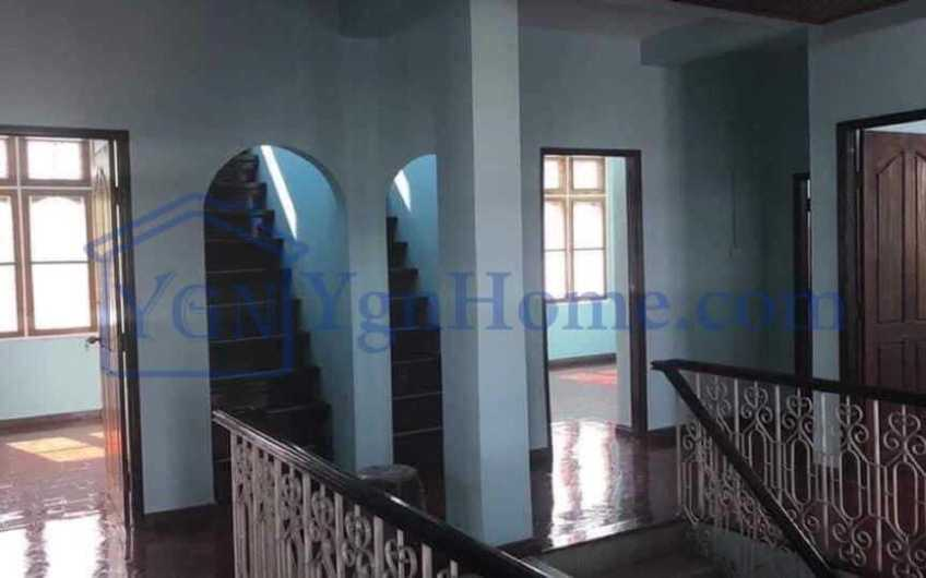 70′ x 80 Land with 3 RC for RENT in Thiri Mon Housing, Hlaing Tsp.