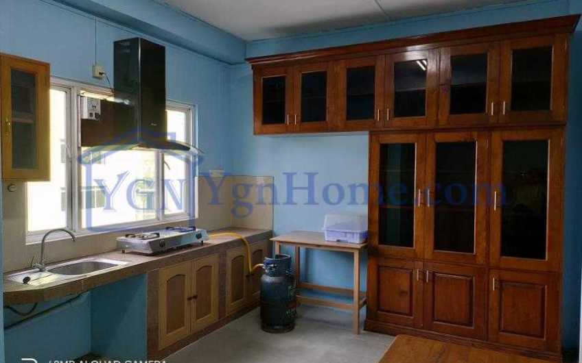 2010 Sqft with 3 MBR Mini Condo for RENT in Kabar Aye Pagoda Road, Bahan Tsp.