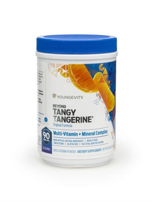 Beyond Tangy Tangerine 420g Canister