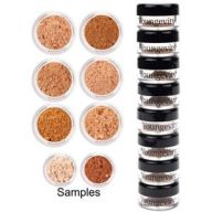 Mineral Makeup Sample Tower Medium
