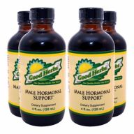 Male Hormonal Support 4oz 4 Pack