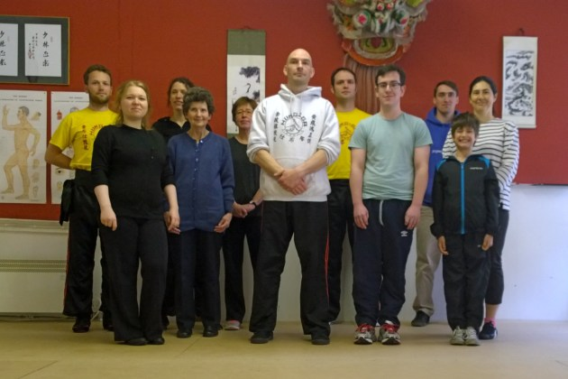 Participants of World Tai Chi & Qigong Day (25.4.15)