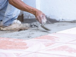 Floor Tiles Installation | Sunway House Renovation | Wall Tiles