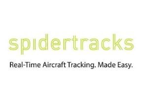 Spidertracks Aircraft Tracking logo