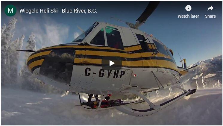 Wiegele Blue River video