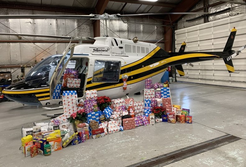 YHL employees donate family xmas