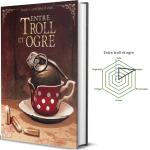 critique roman fantasy entre troll et ogre Marie-Catherine Daniel