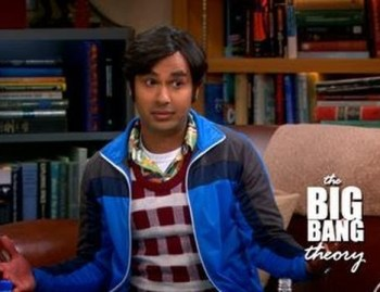 Watch Big Bang Theory - The Habitation Configuration Online S06E07