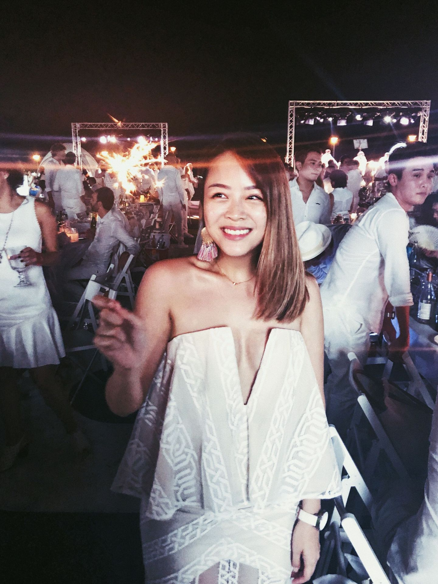 Diner En Blanc Singapore 2018