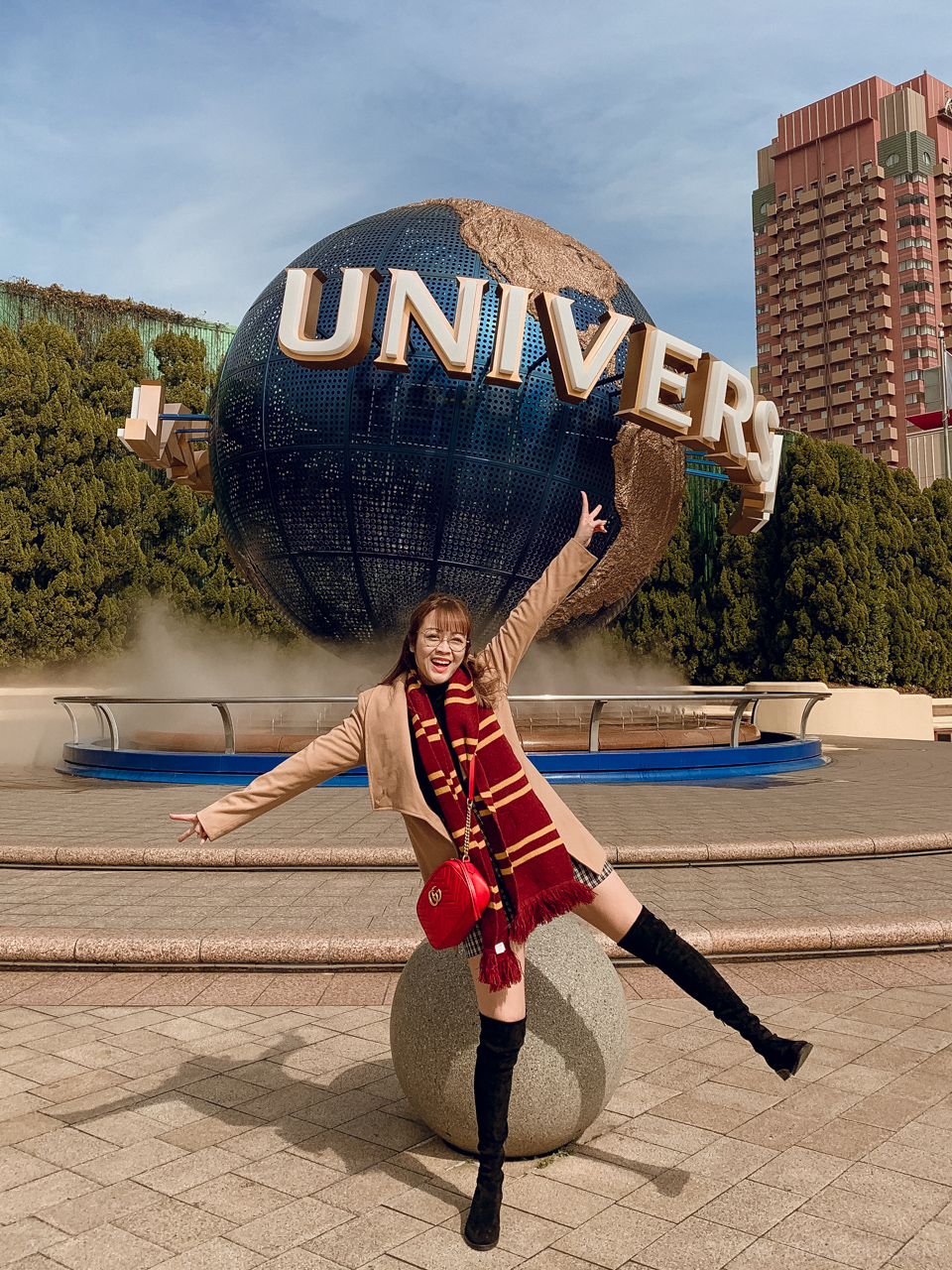 Osaka Feb'19: Universal Studios Japan Yet Again?!