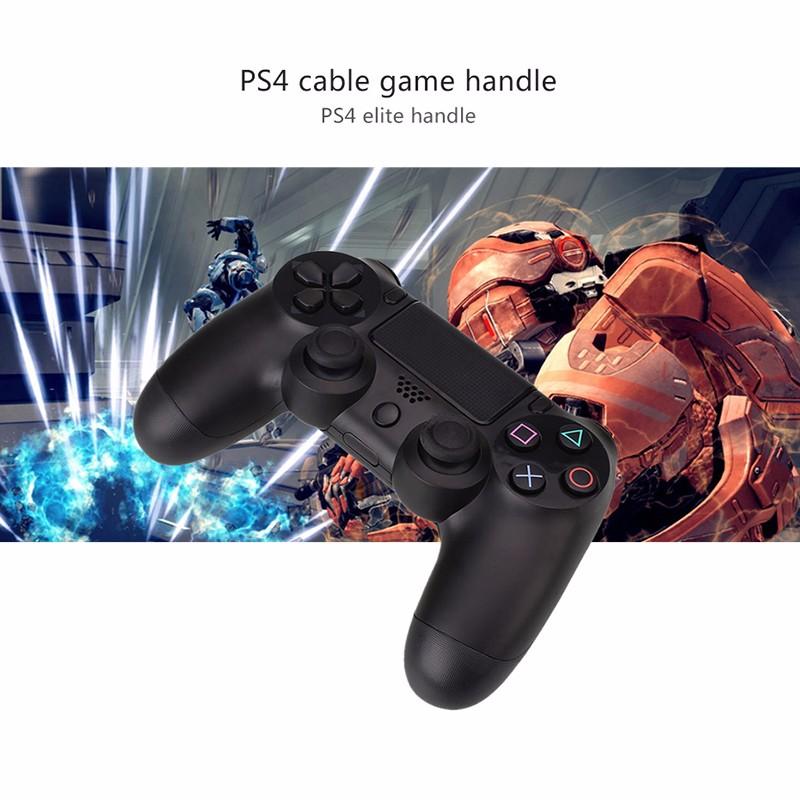 YZC17092908B 20170929080202267 ToHayie PS4 Wireless Controller Bluetooth Wireless Gamepad Joystick Controller