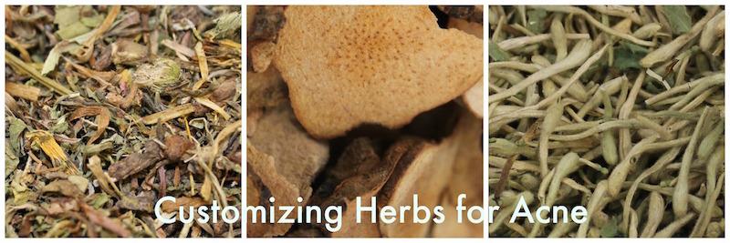 Customizing Herbs for Acne | Yin Yang Dermatology – Holistic Healing