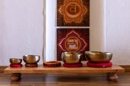 STUDIO YOGA campane tibetane