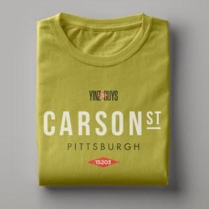 Carson St T
