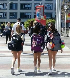 Cheerleader Competition