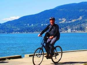 Vancouver Stanley Park Chris