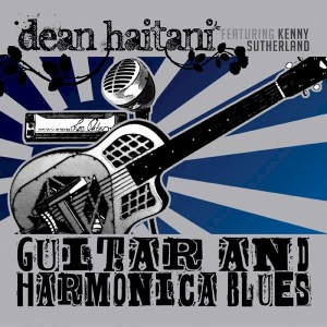 Guitar and Harmonica Blues, Dean Haitani